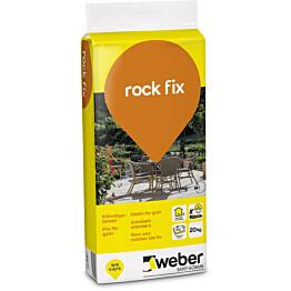 Kiinnityslaasti Weber Rock Fix 20 kg