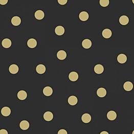 Tapetti Precious 347676 0.53x10.5m musta