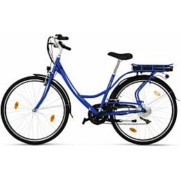 Sähköpyörä Lyfco 28 Elinor, 250W, 7 vaihdetta, sininen