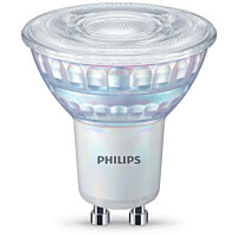 LED-polttimo Philips, 3.8W, 2200-2700K, GU10, 6kpl