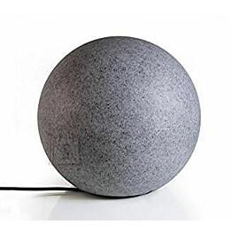 Ulkovalaisin AB Polar Graniittipallo eri kokoja harmaa