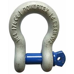 Sakkeli pussi Powertex blue pin kierretapilla 831 8,5 t