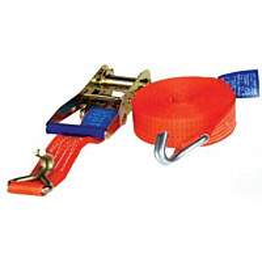 Kuormansidontavyö Powertex Trailer 50 mm 8,5 m + 0,5 m oranssi LC 2000/4000