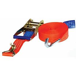 Kuormansidontavyö Powertex Trailer 50 mm 9,5 m + 0,5 m oranssi LC 2000/4000