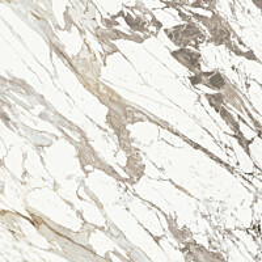 Lattialaatta Pukkila Archimarble Calacatta extra himmeä sileä 1198x1198 mm