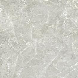 Lattialaatta Pukkila Pure Supreme grey himmeä sileä 1198x1198 mm