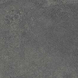 Lattialaatta Pukkila Urban Stone Anthracite himmeä sileä 592x592 mm