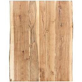 Pöytälevy täysi akaasiapuu 80x60x3,8 cm_1