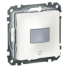 Liiketunnistin+LED-säädin Schneider Electric, Exxact, PIR 160 100W Zigbee, valkoinen