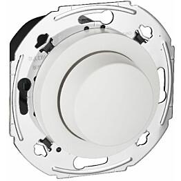LED-valonsäädin Schneider Electric Renova UNI400LED 4-400W RCL valkoinen