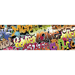 Välitilatarra Dimex Graffiti 180x60cm
