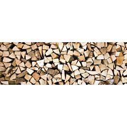 Välitilatarra Dimex Timber Logs 180x60cm