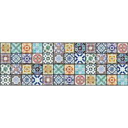Välitilatarra Dimex Vintage Tiles 180x60cm