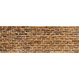 Välitilatarra Dimex Old Brick 180x60cm