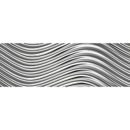 Välitilatarra Dimex Silve Rippling 180x60cm