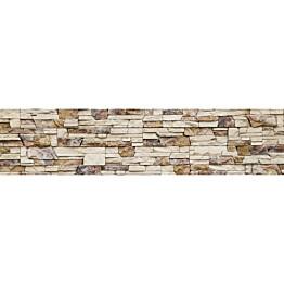 Välitilatarra Dimex Stone Wall 260x60cm
