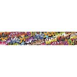 Välitilatarra Dimex Graffiti 350x60cm
