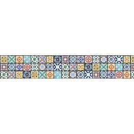 Välitilatarra Dimex Vintage Tiles 350x60cm