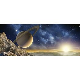 Kuvatapetti Dimex  Spacescape  375 x 150 cm