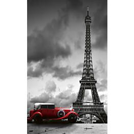 Kuvatapetti Dimex  Retro Car In Paris 150 x 250 cm