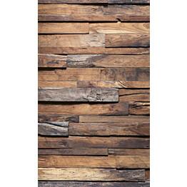 Kuvatapetti Dimex  Wooden Wall 150 x 250 cm
