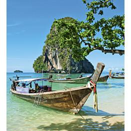 Kuvatapetti Dimex  Thailand Boat 225 x 250 cm