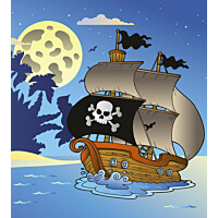 Kuvatapetti Dimex  Pirate Ship 225 x 250 cm