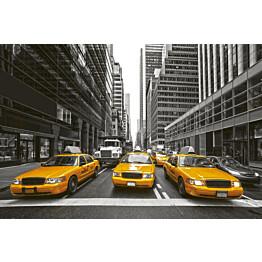 Kuvatapetti Dimex Yellow Taxi 375 x 250 cm