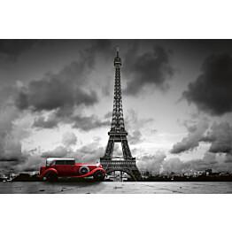 Kuvatapetti Dimex  Retro Car In Paris 375 x 250 cm