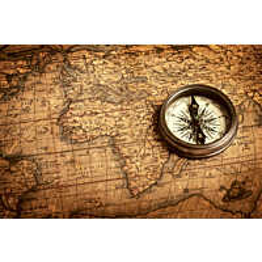 Kuvatapetti Dimex  Compass  375 x 250 cm