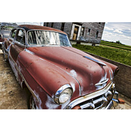 Kuvatapetti Dimex  Veteran Car 375 x 250 cm