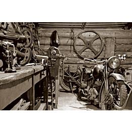 Kuvatapetti Dimex  Vintage Garage 375 x 250 cm