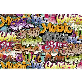 Kuvatapetti Dimex  Graffiti Art 375 x 250 cm