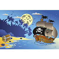 Kuvatapetti Dimex  Pirate Ship 375 x 250 cm