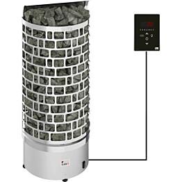 Sähkökiuas SAWO Aries Wall Ni2, 7,5 kW, 7-12m³, erillinen ohjaus