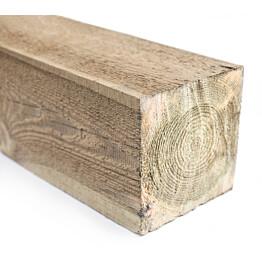 Painekyllästetty puutavara A sahattu 125x125 ST
