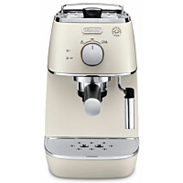 Espressokeitin DeLonghi Distinta ECI341.W valkoinen