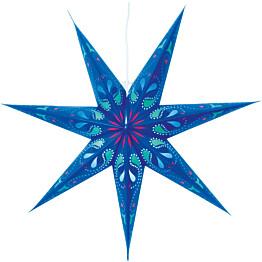 Paperitähti Star Trading Siri Ø700mm sininen