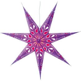 Paperitähti Star Trading Siri Ø700mm lila