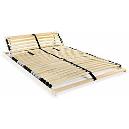 Sängyn sälepohja 28 säleellä 7 vyöhykettä 140x200 cm_1