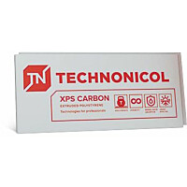 XPS-eriste Technonicol Carbon Eco 200, 30x580x1180mm, puolipontti, 8.89m2