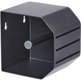 WC-paperiteline TigArt Boxy, musta