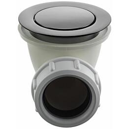 Pohjaventtiili Pop-up Tapwell 22200 Black Chrome amme