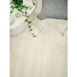 Laminaatti Tarkett SoundLogic Cotton Oak vaalea