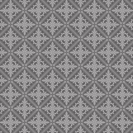 Vinyylimatto Tarkett Iconik Texstyle Istanbul Tile Cold Grey leveys 4 m