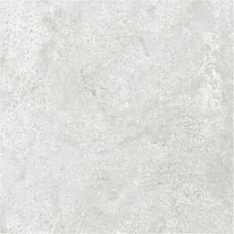 Vinyylimatto Tarkett Iconik T-Extra Rock Middle Grey leveys 3 m