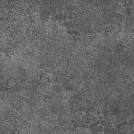 Vinyylimatto Tarkett Iconik T-Extra Rock Charcoal leveys 3 m