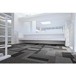 Tekstiililaatta Tarkett Desso Stratos Blocks B365 2922 50x50 cm