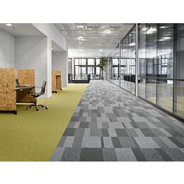 Tekstiililaatta Tarkett Desso Stratos Blocks B365 9945 50x50 cm