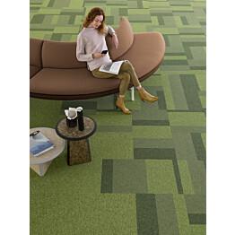 Tekstiililaatta Tarkett Desso Stratos Blocks B365 7021 50x50 cm